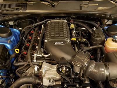 Magnuson Supercharger Kit: 300C / Challenger / Charger 5.7L Hemi 2011 - 2019