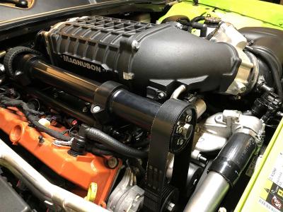 Magnuson Supercharger Kit: Dodge / Jeep 6.2L Hellcat / Trackhawk / TRX 2015 - 2021 (NO Fuel or Tuning)